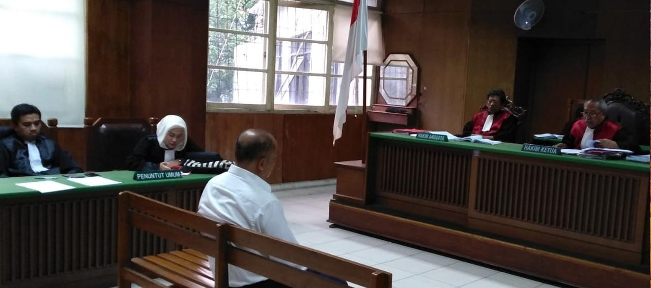 Tilep Pajak 38 M Pidana 4 Bulan, Saber Pungli: Ada Apa Dengan Sampaleng?